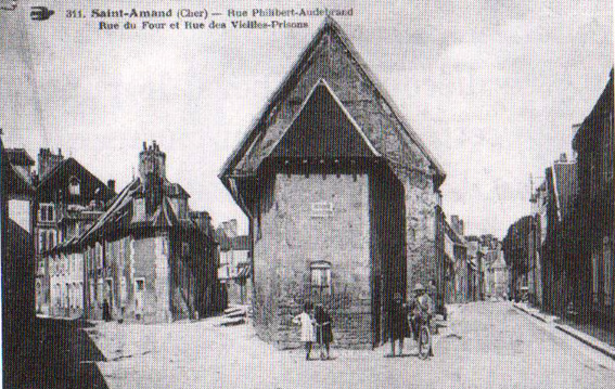 Cit de l 39 or l 39 or saint amand montrond - Office de tourisme saint amand montrond ...